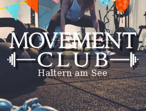 3 Jahre MOVEMENT CLUB Haltern am See