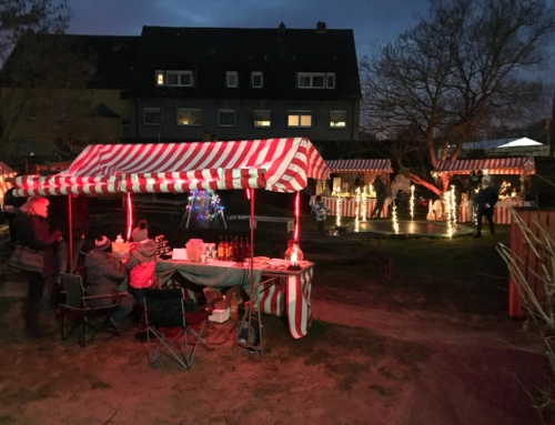 Weihnachtsmarkt im bunter Hund